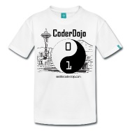 Seattle CoderDojo Shirt
