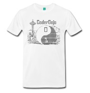 Seattle CoderDojo Shirt - Retro